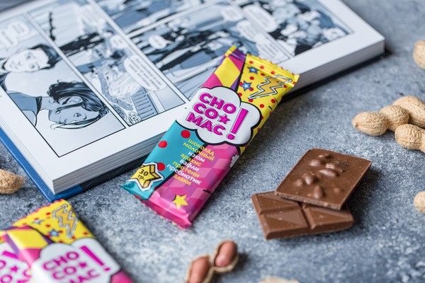 "Шоколад ""CHOCO-MAC"""